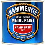 Metal Paint price comparison Hammerite Direct to Rust Hammered Effect Metal Paint Red 0.25L