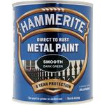 Metal Paint price comparison Hammerite Direct to Rust Smooth Effect Metal Paint Green 0.75L