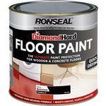 Floor Paint price comparison Ronseal Diamond Hard Floor Paint Black 0.75L