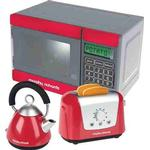 Kitchen Toys Casdon Morphy Richards Microwave Kettle & Toaster