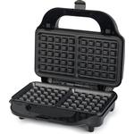 Silver Waffle Makers Salter Deep Fill Waffle Maker