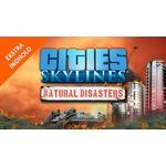 3+ PC Games Cities: Skylines - Natural Disasters