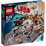 Lego - Metal Lego The Movie MetalBeard's Duel 70807