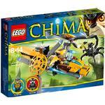 Lego - Metal Lego Chima Lavertus' Twin Blade 70129
