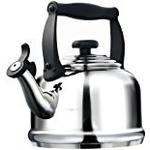 Stove Kettle Le Creuset Stainless Steel Traditional Kettle 2.1L