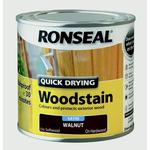 Glaze Paint price comparison Ronseal Quick Drying Woodstain Brown 0.25L