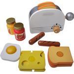 Kitchen Toys - Wood MaMaMeMo Toaster Wood