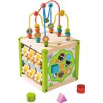 Bead Mazes EverEarth Activity Cubes