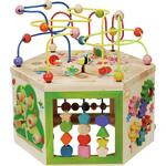 Bead Mazes EverEarth Garden Activity Center 7 in 1