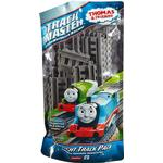 Train Track Train Track price comparison Fisher Price Thomas & Friends TrackMaster Straight Track Pack