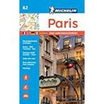 Flera språk Books Michelin Paris by Arrondissements Pocket Atlas #62 (Michelin Map & Guide)