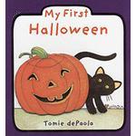 Books on sale my first halloween