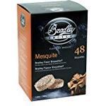 BBQ Smoking Bradleysmoker Mesquite Flavour Bisquettes BTMQ48