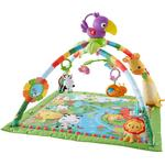 Baby Toys Fisher Price Rainforest Music & Lights Deluxe Gym