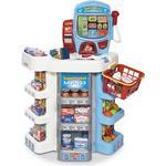 Food Toys - Plasti Casdon Self Service Supermarket