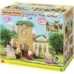 Dollhouse dolls Sylvanian Families Country Tree School