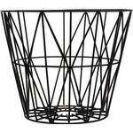 Storage Ferm Living Wire Medium 50cm Basket