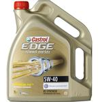 Motor oil Motor oil price comparison Castrol Edge Titanium FST Turbo Diesel 5W-40 5L Motor Oil