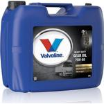 Motor oil price comparison Valvoline Heavy Duty Gear Oil 75W-80 20L Motor Oil