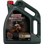 Motor oil Motor oil price comparison Castrol Magnatec Stop/Start 5W-20 E 5L Motor Oil