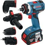Drill Driver Bosch GSR 18 V-EC FC2 Professional (2x5.0Ah)