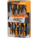 Slotted Screwdriver Beta 1263/D8 12630008 Set 8-parts