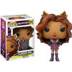 Monster High Toys Funko Pop! Monster High Clawdeen Wolf