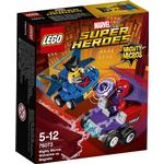 Cheap Lego Super Heroes Lego Marvel Super Heroes Mighty Micros Wolverine vs Magneto 76073