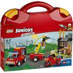 Lego Juniors price comparison Lego Juniors Fire Patrol Suitcase 10740