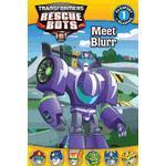 transformers rescue bots meet blurr