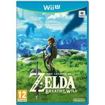 Nintendo Wii U Games The Legend of Zelda: Breath of the Wild