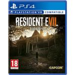 VR Support (Virtual Reality) PlayStation 4 Games Resident Evil 7: Biohazard