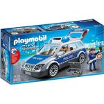 Police - Car Playmobil Police Car with Lights & Sound 6873