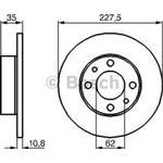 Bosch s5 063 Car Parts Bosch 0 986 478 063