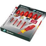 Pozidriv Wera 1160 i/1165 i/7 5031576001 Kraftform Comfort VDE Set 7-parts
