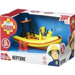 Fireman Sam - Toy Vehicles Character Fireman Sam Vehicle & Accessory Set Neptune