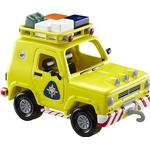 Jeep Character Fireman Sam Push Along Vehicle Mountain Rescue 4x4