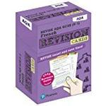 Revision cards Books REVISE AQA GCSE (9-1) French Revision Cards: With Free Online Revision Guide (Revise AQA GCSE MFL 16)