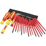Torx Screwdriver Draper 965T/19 81762 Ergo Plus Interchaneable VDE Torque Set 19-parts