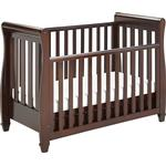 Babymore Eva Sleigh Cot Bed