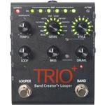 Effect Units for Musical Instruments DigiTech Trio+