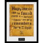 Framed Art GB Eye Harry Potter Happiness Can be 30x40cm Framed art