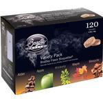 BBQ Accessories Bradleysmoker Five Flavour Bisquettes 120 Pieces