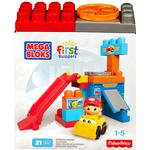 Blocks - Play Set Blocks price comparison Mega Bloks First Builders Spinning Garage