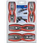 Round-end Pliers Knipex 00 20 4 SB Precision Snap Ring Plier, Round-End Plier Set 8-parts