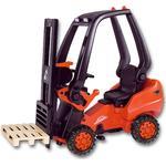 Plasti - Pedal Car Big Linde Forklift