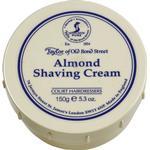 Shaving Creams Taylor of Old Bond Street Almond Shaving Cream Bowl 150g