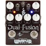 Effect Units for Musical Instruments Wampler Tom Quayle: Dual Fusion