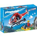 Toy Vehicles price comparison Playmobil Mountain Rescue Helicopter 9127