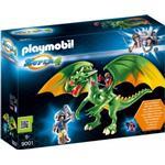 Play Set - Drakar Playmobil Kingsland Dragon with Alex 9001